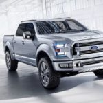 2020 Ford Atlas front