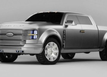2020 Ford F-250 Super Chief