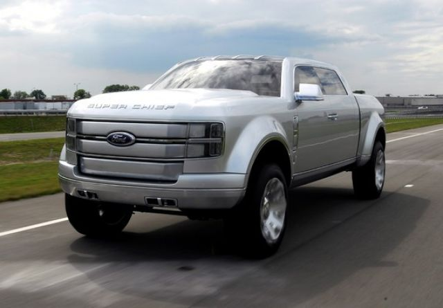 2020 Ford F-250 Super Chief front
