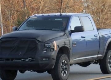 2020 Ram Power Wagon Hellcat