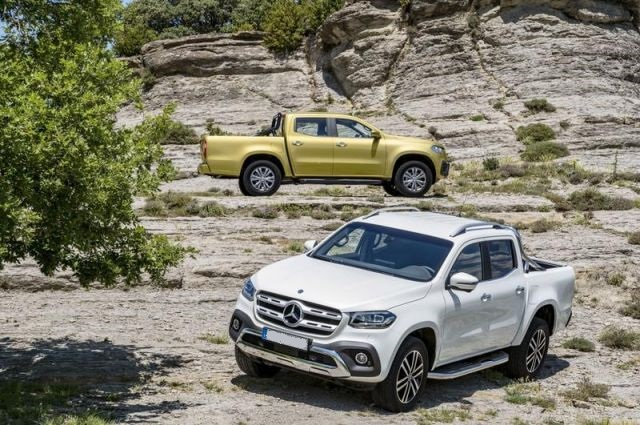 2020 Mercedes X-Class Redesign, AMG Version - 2021 Truck
