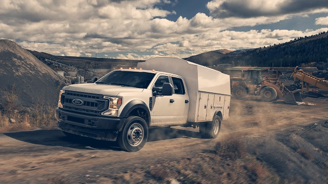 2020 Ford F-450 chassis cab
