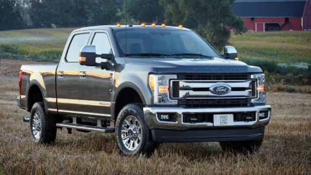2021 Ford F-250 facelift