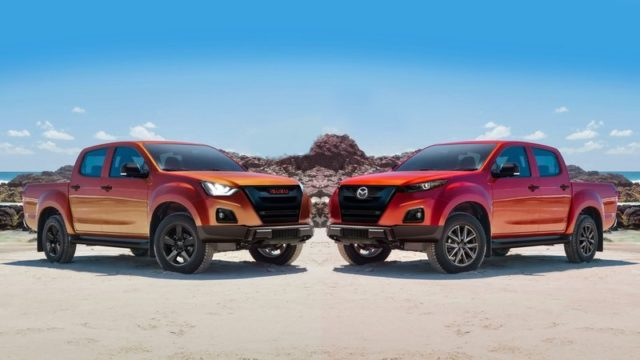 2021 Mazda BT50 Rendering Photos, Rumors - 2021 Truck