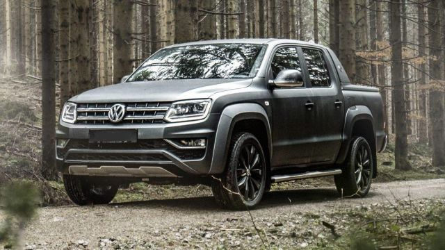 nextgen 2022 vw amarok to underpin the ford ranger`s