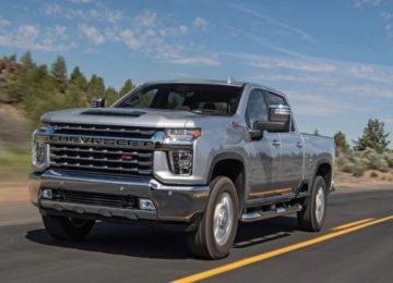 2021 Chevy Silverado 2500HD