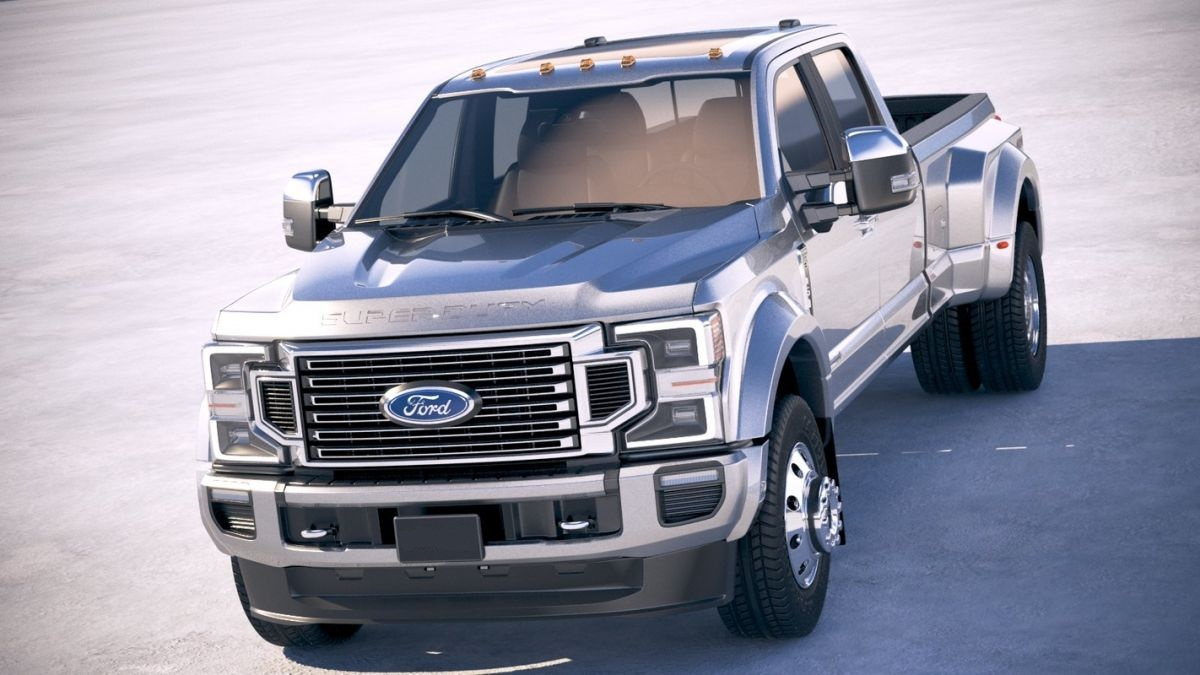 2021 Ford F350 Super Duty Images