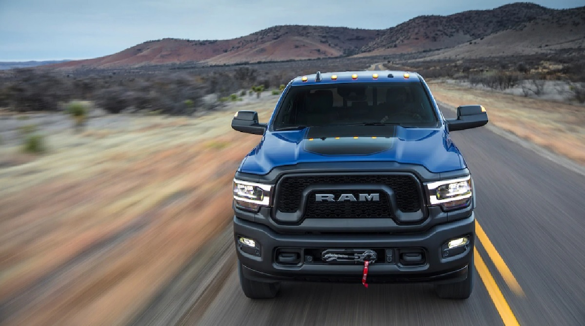 2021 Ram 2500 Power Wagon frist look