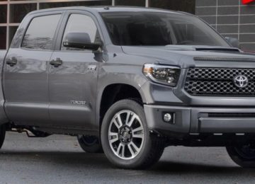 2021 Toyota Tundra TRD Sport front