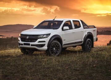 2022 Holden Colorado