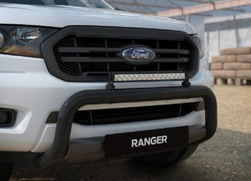 2021 Ford Ranger Tradesman front