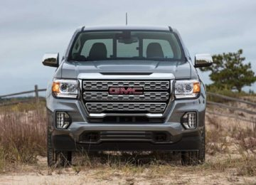 2021 GMC Canyon Denali review