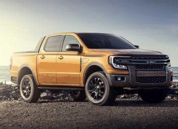 2022 Ford Ranger Plug-In Hybrid