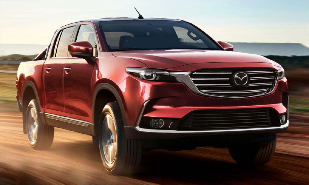 exclusive news 2022 mazda bt50 reveal is expected this