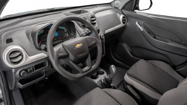 2021 Chevy Montana cabin