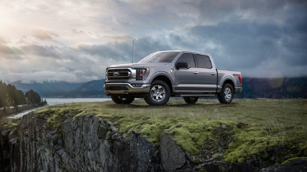 2021 Ford F-150 Limited 4x2 SuperCrew