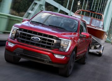 2021 Ford F-150 FX4