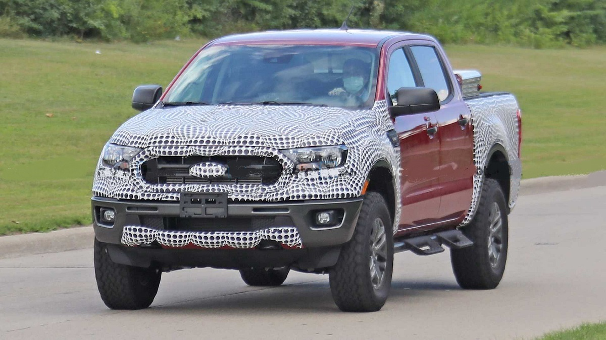 2021 Ford Ranger Tremor
