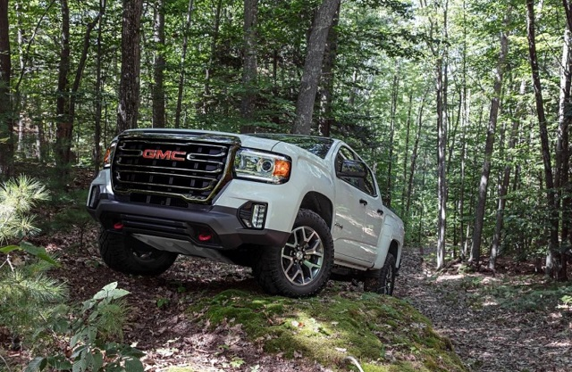 2022 GMC Canyon