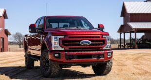 2022 Ford F-250 Super Duty front